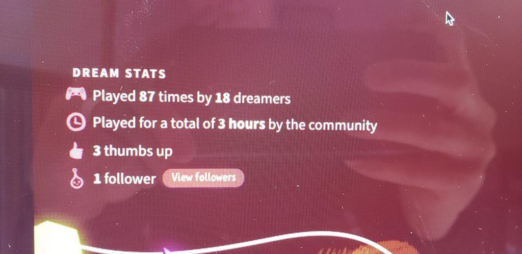 Dream Stats
